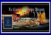 La Cuina i el Menjar Alicanti