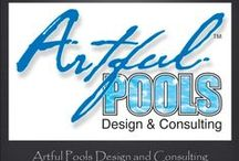 Artful Pools Design and Consulting / Swimming pool design and consulting services for pool builders and service companies. Creating a NEW pool design experience!
