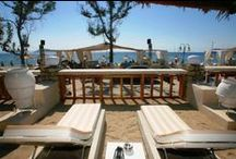 Beach Bars in Sithonia