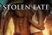 Stolen Fate (The Mythean Arcana #4)