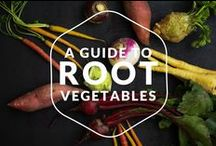 Root Dishes / Root veggies galore