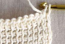 Knit + Crochet Patterns & Stitches / by Alanna 11