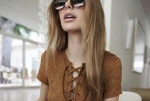 Показы, подиум, Lookbook / Коллекции одежды с модных показов