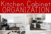 Kitchen Design, Renovation and Organization Ideas / Inspiration and DIY tips for designing a dream kitchen ... and keeping your kitchen organized and dreamy forever after! / by Two Healthy Kitchens