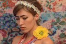Accessoires de beauté Frou-Frou / Tous les accessoires de beauté réalisés dans les tissus et toute la mercerie Frou-Frou