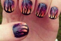 Ongles / Les vernis à ongles les ➕HOT!