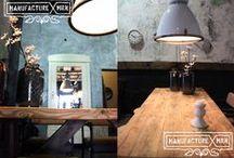 Aranżacje-realizacje / Tutaj można podejrzeć jak meble prezentują się w towarzystwie 4 ścian. http://manufacture-mrn.pl/