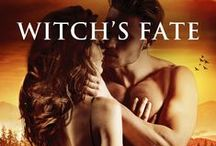 Witch's Fate (Mythean Arcana Series Book 7) / Image and inspiration board for book 7 of the Mythean Arcana series. Sofia and Malcolm must defeat a coven of witches to save her village.