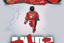 Art: AKIRA / OTOMO ! / Akira, one of the best psychotronics movie (graphic novel) ever made. Otomo is a genius! / manga puis film psychotronique sublime! Son auteur Otomo, un Maître!