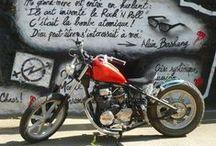 2 - BOBBER FUCKER Motorcycles - Fucker #2 / Fucker #2  Yamaha XS400 - #BobberFucker -   https://www.facebook.com/bfmotorcyclesLyon/