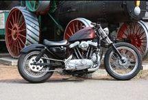 3 - BOBBER FUCKER Motorcycles - Fucker #3 / Fucker #3 - Harley Davidson 883 - #BobberFucker -   https://www.facebook.com/bfmotorcyclesLyon/