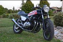 4 - BOBBER FUCKER Motorcycles - Fucker #4 / Fucker #4 - HONDA CB750 - #BobberFucker -   https://www.facebook.com/bfmotorcyclesLyon/