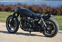 5 - BOBBER FUCKER Motorcycles - Fucker #5 /  Fucker #5 - HONDA CB650C - #BobberFucker -   https://www.facebook.com/bfmotorcyclesLyon/