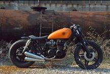 7 - BOBBER FUCKER Motorcycles - Fucker #7 / Fucker #7 - HONDA CB650C - #BobberFucker -             https://www.facebook.com/bfmotorcyclesLyon/