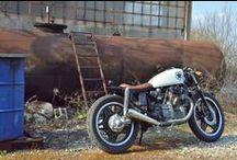 8 - BOBBER FUCKER Motorcycles - Fucker #8 / Fucker #8 - HONDA CX500 - #BobberFucker -   https://www.facebook.com/bfmotorcyclesLyon/