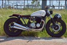 11 - BOBBER FUCKER Motorcycles - Fucker #11 / Fucker #11 - HONDA CB650C - #BobberFucker -   https://www.facebook.com/bfmotorcyclesLyon/