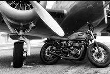 15 - BOBBER FUCKER Motorcycles - Fucker #15 / Fucker #15 - Triumph Bonneville - #BobberFucker -   https://www.facebook.com/bfmotorcyclesLyon/