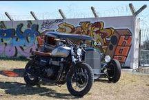 17 - BOBBER FUCKER Motorcycles - Fucker #17 / Fucker #17 - Triumph Bonneville T100 - #BobberFucker -    https://www.facebook.com/bfmotorcyclesLyon/