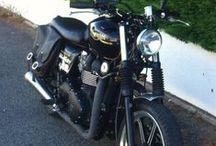 20 - BOBBER FUCKER Motorcycles - Fucker #20 /  Fucker #20 - Triumph Bonneville SE - #BobberFucker -   https://www.facebook.com/bfmotorcyclesLyon/