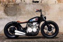 21 - BOBBER FUCKER Motorcycles -Fucker #21 / Fucker #21 - HONDA CB650C - #BobberFucker -   https://www.facebook.com/bfmotorcyclesLyon/