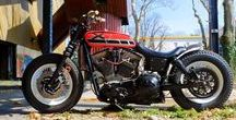 BF Motorcycles - H-D 1450 dyna - BF #00 (2) / BF #00, H-D 1450 dyna  #BFMotorcycles - #BobberFucker  https://www.facebook.com/bfmotorcyclesLyon/