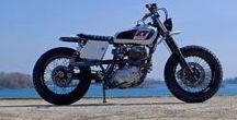 33 - BF Motorcycles - YAMAHA XT600E - BF #33 / BF #33 - YAMAHA XT600E  https://www.facebook.com/bfmotorcyclesLyon/