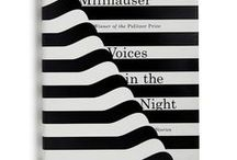 Book Covers of Note / Interesting, well-done, or beautiful book covers.