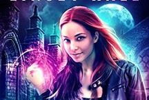 Huntress Book 1: Ancient Magic / An image board for the first book in the urban fantasy Dragon's Gift series. Think Indiana Jones meets Laura Croft, but with lots of magic and monsters. And some romance, because I couldn't write a book without it.