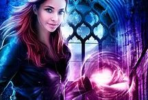 Huntress Book 3: Stolen Magic / An image board for the third book in the urban fantasy Dragon's Gift series. Think Indiana Jones meets Laura Croft, but with lots of magic and monsters.
