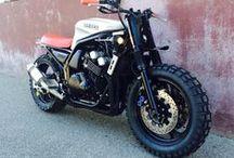 37- BF Motorcycles - YAMAHA 600 Fazer - BF #37 / BF #37 - YAMAHA 600 Fazer #BFMotorcycles - #BobberFucker  https://www.facebook.com/bfmotorcyclesLyon/
