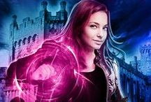 Huntress Book 5: Infinite Magic / An image board for the fifth book in the urban fantasy Dragon's Gift: The Huntress series. Think Indiana Jones meets Laura Croft, but with lots of magic and monsters.