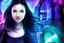 Seeker Book 1: Magic Undying / An image board for Magic Undying, book 1 in the Dragon's Gift: The Seeker series.