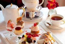お茶とデザートとafternoontea