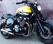 41 -  BF Motorcycles - YAMAHA XJR 1300 SP -  BF #41