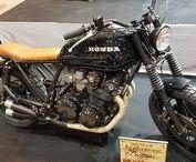 43 - BF Motorcycles - HONDA CBK750 - BF #43
