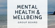 Mental Health & Wellbeing Bloggers / This is a brand spanking new group to share mental health and wellbeing posts. I'm not going to preach a bunch of rules, BUT please do not spam the board or post anything inappropriate.   To join the group, please follow me on Pinterest and then either message me on here or email bekindtoyourmind.org@gmail.com, and i'll add you ASAP.