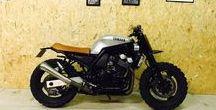 42 - BF Motorcycles  - YAMAHA 600 Fazer -  BF #43 / HONDA CBK750