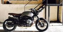 44 - BF Motorcycles - BMW NineT Scrambler - BF #44