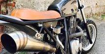 BF Motorcycles - Suzuki DR 650