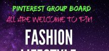 Fashion , Life Style , DIY / All bloggers are welcome to share their pins. RULES: RELATED PINS ONLY, don't dump and run, SHARE PIN FOR PIN. No nudity, spamming or any other nonsense, you will be booted, no warning. Invite your friends to participate. WANT TO JOIN?  FOLLOW THE CREATOR OF BOARD DROP Comment on any pin/ leave your email to get invitation #pinterestfashiongroupboard