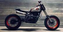 51 - Bobber Fucker Motorcycles - Yamaha 500 XT