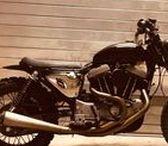 54 - Bobber Fucker Motorcycles - Harley Davidson 1200 XLH