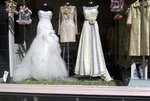 Claire Mischevani Boutique Windows / Shop windows