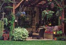 Ambientes de relajación / En tu casa puedes tener un espacio de relajación y descanso.
