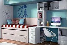 Para los más chicos / Ideas para decorar las habitación de los niños
