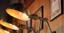 工業系*ウォールランプ(壁掛け照明・ブラケットライト) / industrial*wall  lamp / インダストリアル(工業系)照明 ― ブラケット(壁掛け照明・ブラケットランプ)/過去に当店で販売した工業系の壁掛け照明。ヴィンテージパーツを使用してのランプ製作のご依頼、同商品の在庫の有無は各写真の商品番号をお伝え下さい⇒Hi-Romi.com(ハイロミドットコム)TEL :078-203-9620