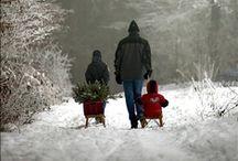 Christmas / Christmas thoughts all year through. / by Jennifer R. Bernard