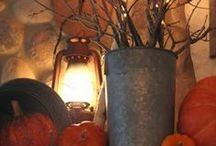 Fall/Halloween Decor