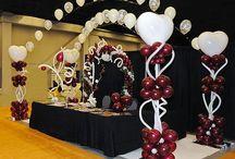 Balloons And Rooms / Veranstaltungssääle, Eventlocations, Party-Räume