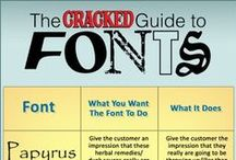 #11. fonts & printable stuff